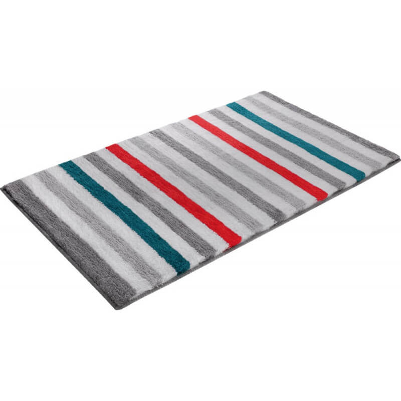 Tapis de salle de bain gris line stripe esprit home for Tapis de salle de bain gris