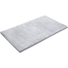 Tapis en polyester gris pour Salle de Bain Softy Esprit Home