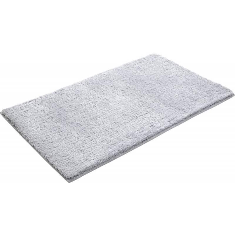 tapis en polyester gris pour salle de bain softy esprit home. Black Bedroom Furniture Sets. Home Design Ideas