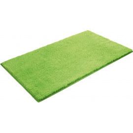 Tapis en polyester vert pour Salle de Bain Softy Esprit Home