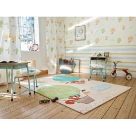 Tapis beige pour enfant High Sky Esprit Home