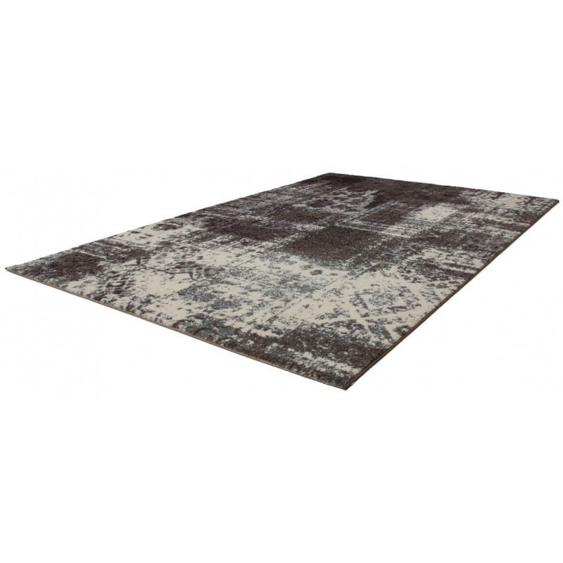 tapis de salle manger vintage argent campus. Black Bedroom Furniture Sets. Home Design Ideas