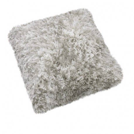 coussin moderne fait main gris clair yorgen. Black Bedroom Furniture Sets. Home Design Ideas