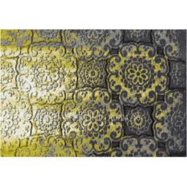 Tapis de propreté vintage jaune Romance Arte Espina