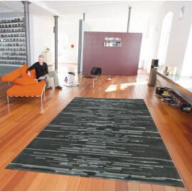Tapis en laine style contemporain gris Line Up Arte Espina