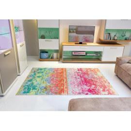 Tapis multicolore en polyester Antigua Arte Espina