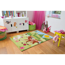 Tapis enfant en acrylique Bambi Kids Arte Espina