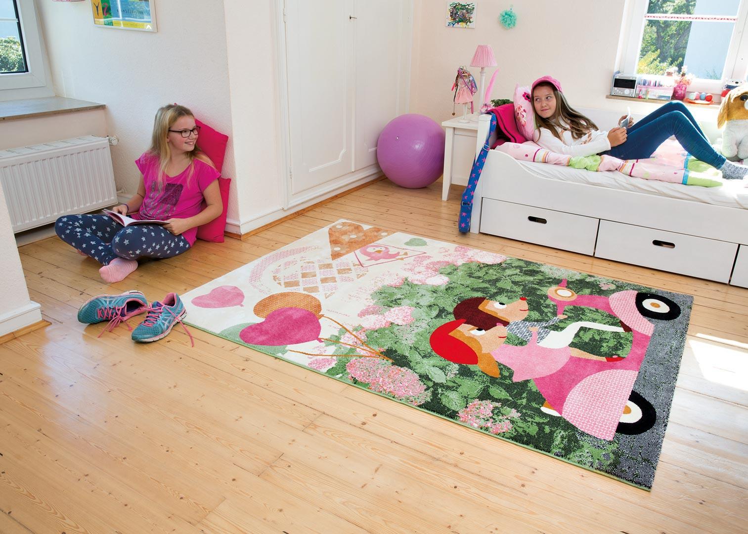 pour chambre d'enfant multicolore souris kids arte espina