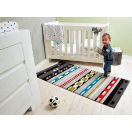 Descente de lit pour enfant multicolore Raton Kids Arte Espina