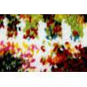 Tapis patchwork multicolore pour chambre Emmett