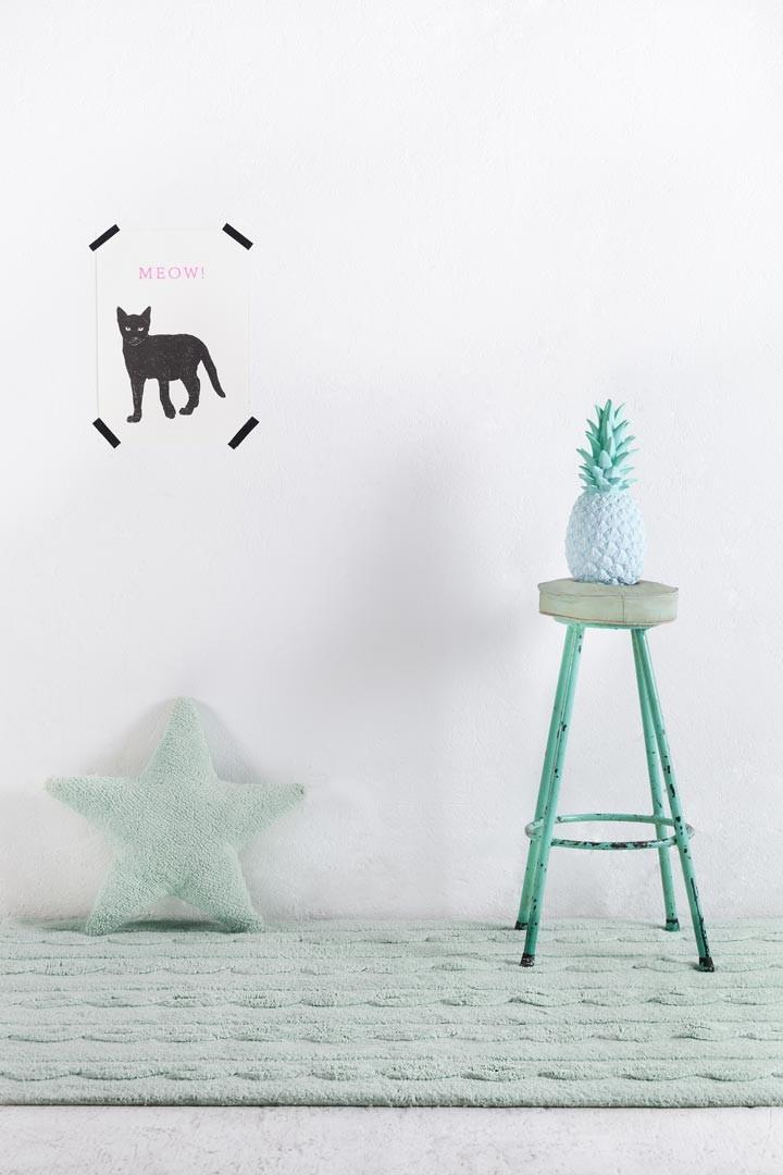 tapis pour enfant en coton trenzas lorena canals. Black Bedroom Furniture Sets. Home Design Ideas