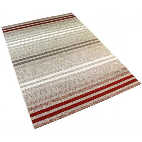 tapis plat moderne int rieur et ext rieur en polypropyl ne. Black Bedroom Furniture Sets. Home Design Ideas