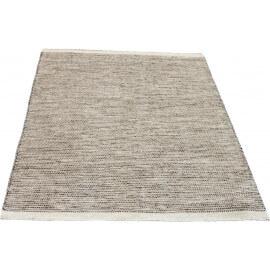 Tapis gris réversible pour intérieur plat Druggels