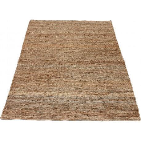 tapis naturel camel en jute plat camel pure - Tapis Jute