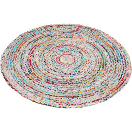 tapis de diam tre 120 cm un tapis unique pour rehausser votre d co. Black Bedroom Furniture Sets. Home Design Ideas