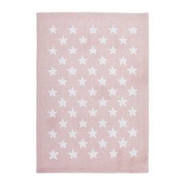 Tapis en acrylique pour enfant rose Dream