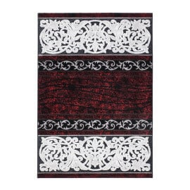 Tapis rouge style baroque effet 3D Patch