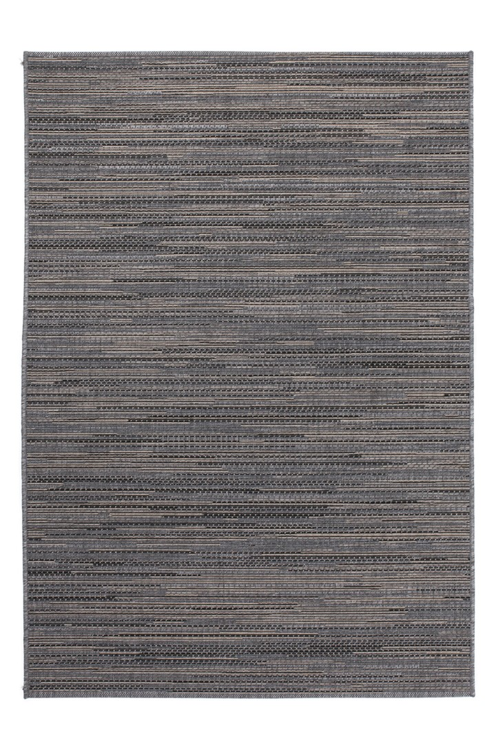tapis int rieur et ext rieur effet sisal en polypropyl ne gris opus. Black Bedroom Furniture Sets. Home Design Ideas