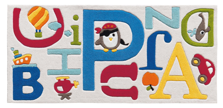 Tapis enfant Alphabet par Arte Espina
