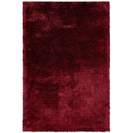 Tapis shaggy brillant avec Lurex Tapetto