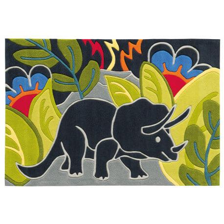 Tapis enfant rhinoceros par Arte Espina