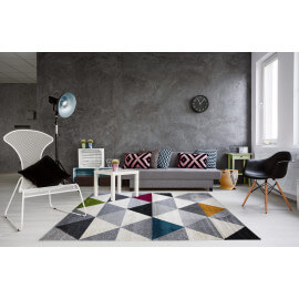 tapis moderne et design pas cher. Black Bedroom Furniture Sets. Home Design Ideas