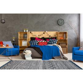 Tapis bleu azur turquoise d couvrez les nuances du for Tapis bleu turquoise chambre