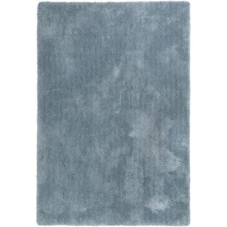 Tapis uni dégradé bleu en polyester Relaxx Esprit Home