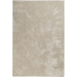 Tapis uni dégradé taupe en polyester Relaxx Esprit Home