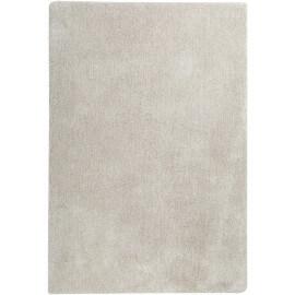 Tapis uni dégradé blanc en polyester Relaxx Esprit Home