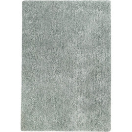 Tapis uni dégradé vert argenté en polyester Relaxx Esprit Home