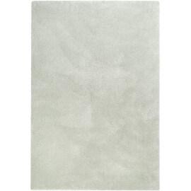 Tapis uni dégradé vert givré en polyester Relaxx Esprit Home