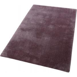 Tapis uni dégradé raisin en polyester Relaxx Esprit Home
