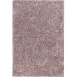 Tapis uni dégradé rosé en polyester Relaxx Esprit Home