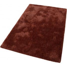 Tapis uni dégradé cuivre rouge en polyester Relaxx Esprit Home