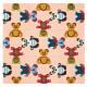 Tapis enfant puzzle teddy bear par Arte Espina