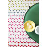 Tapis courtes mèches multicolore Esprit Home Happy