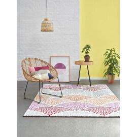 Tapis multicolore moderne Chimera Esprit Home
