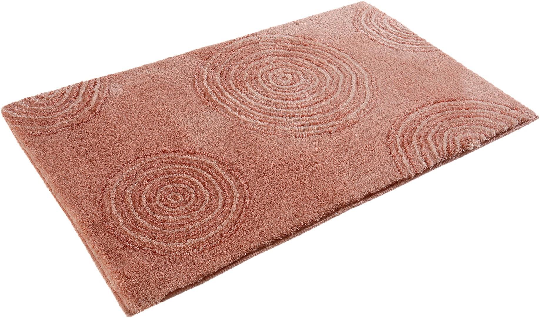 tapis pour salle de bain corail en acrylique yoga. Black Bedroom Furniture Sets. Home Design Ideas