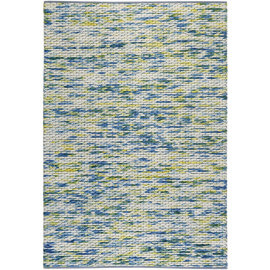 Tapis multicolore d'Inde en laine et coton Reflection Esprit Home