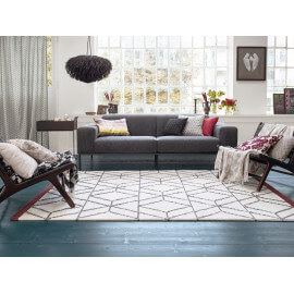 tapis moderne des tapis tendances design pas chers. Black Bedroom Furniture Sets. Home Design Ideas