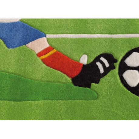 Tapis enfant goal par Arte Espina