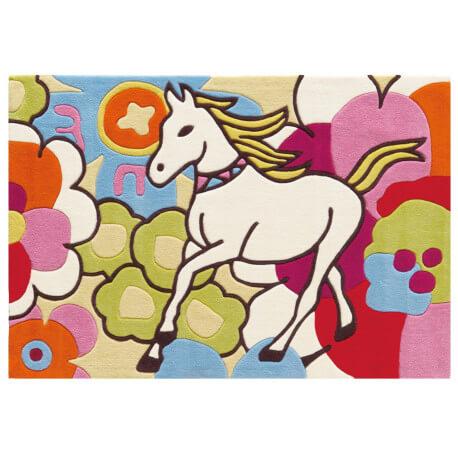Tapis enfant horse par Arte Espina