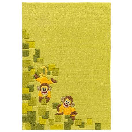 Tapis enfant monkey par Arte Espina