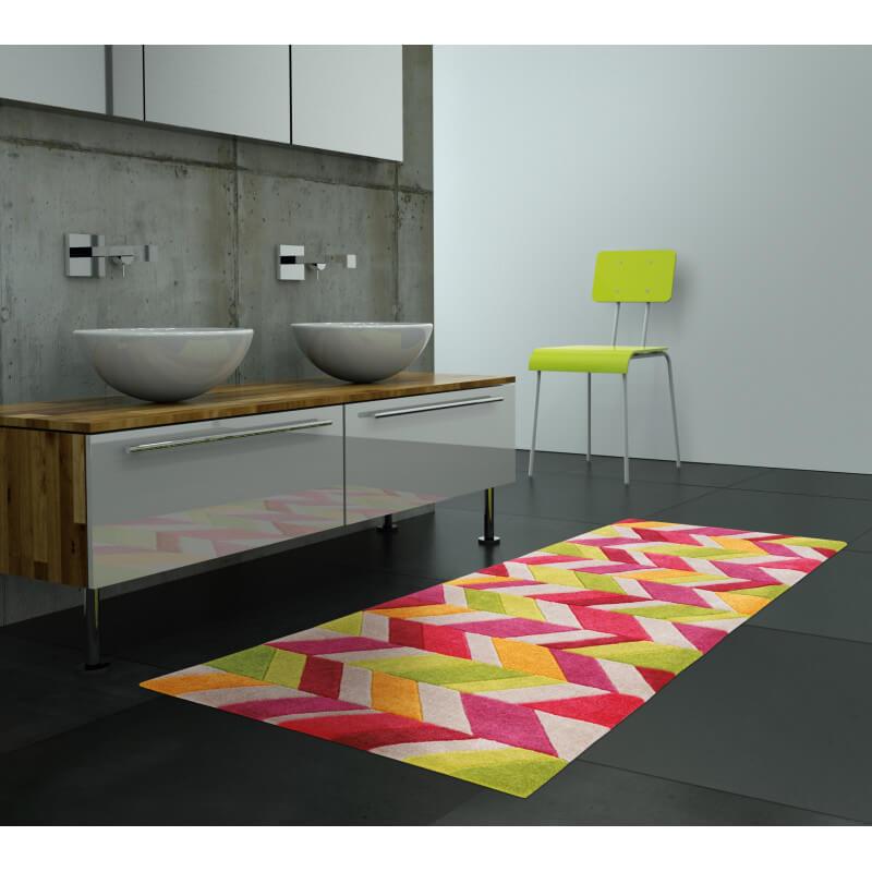 tapis de salle de bain colorado par arte espina. Black Bedroom Furniture Sets. Home Design Ideas