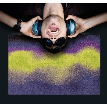 Tapis de chambre Rainbow par Arte Espina