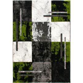 Tapis moderne vintage vert Navajo