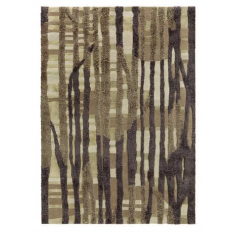 Tapis bambou Trash Gris par Arte Espina