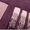 Tapis contemporain Easy Going I violet par Arte Espina