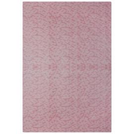 Tapis en acrylique rose moderne Cemento